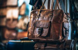 Jeg skal have en ny taske