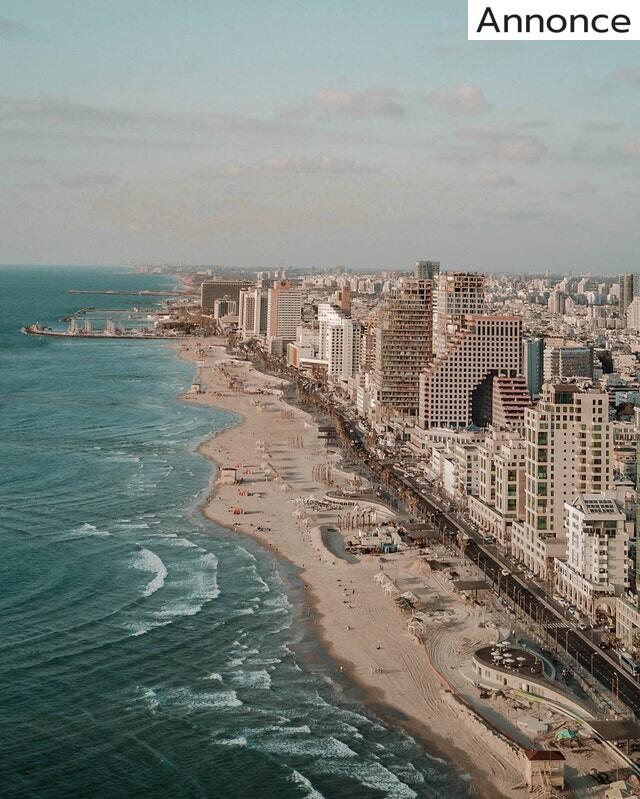 Min rejse til Israel med Linea
